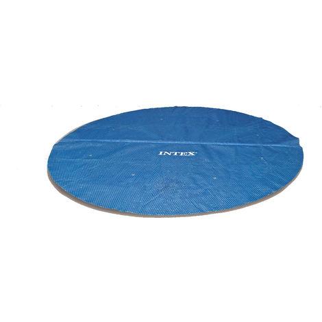Bâche à bulles pour piscine Ø 3,96 m - Intex