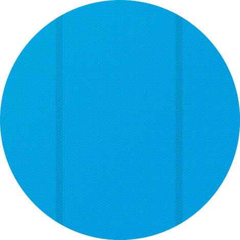 Bâche à bulles pour Piscine ronde de protection extérieure en Plastique 3 m Bleu