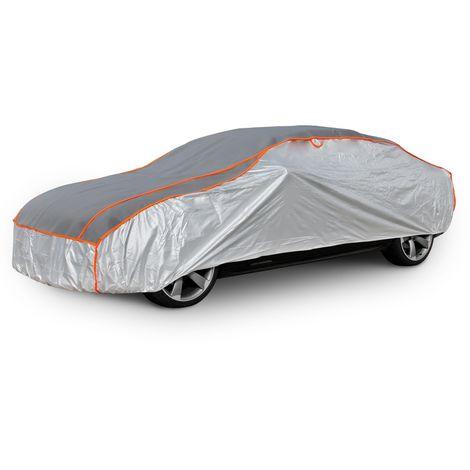 Bâche anti-grêle housse protection voiture imperméable L 482 x 178 x 119 cm