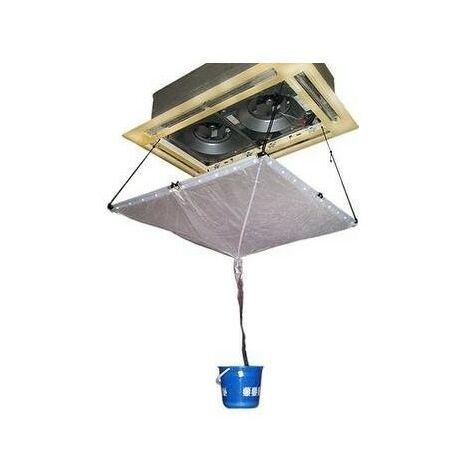 Bache collecteur étanche climatisation faux plafond RTSO 1