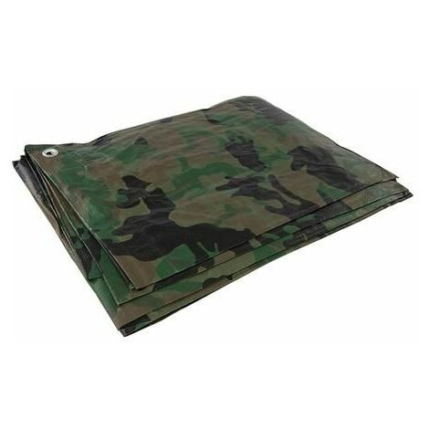 Bâche de camouflage Silverline