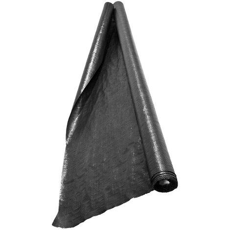 Bâche de paillage 10 mètres épaisse Vert 1,05 cm