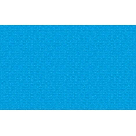Bâche de piscine rectangulaire bleue 160 x 260 cm - Bleu