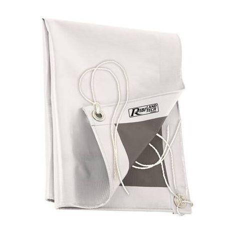 Bache de protection 100% PVC 3x5 m etanche - indéchirable