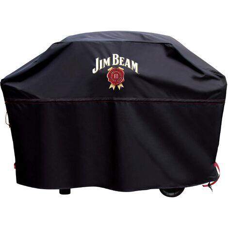 Bâche de protection barbecue Jim Beam V2.0 noir W837531
