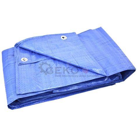 Bâche de protection bleu LEGERE - 70 g/m²