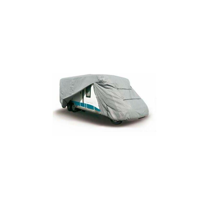 Housse Camping Car en PVC 160 grs/m² pour usage intensif 750x250x270 cm