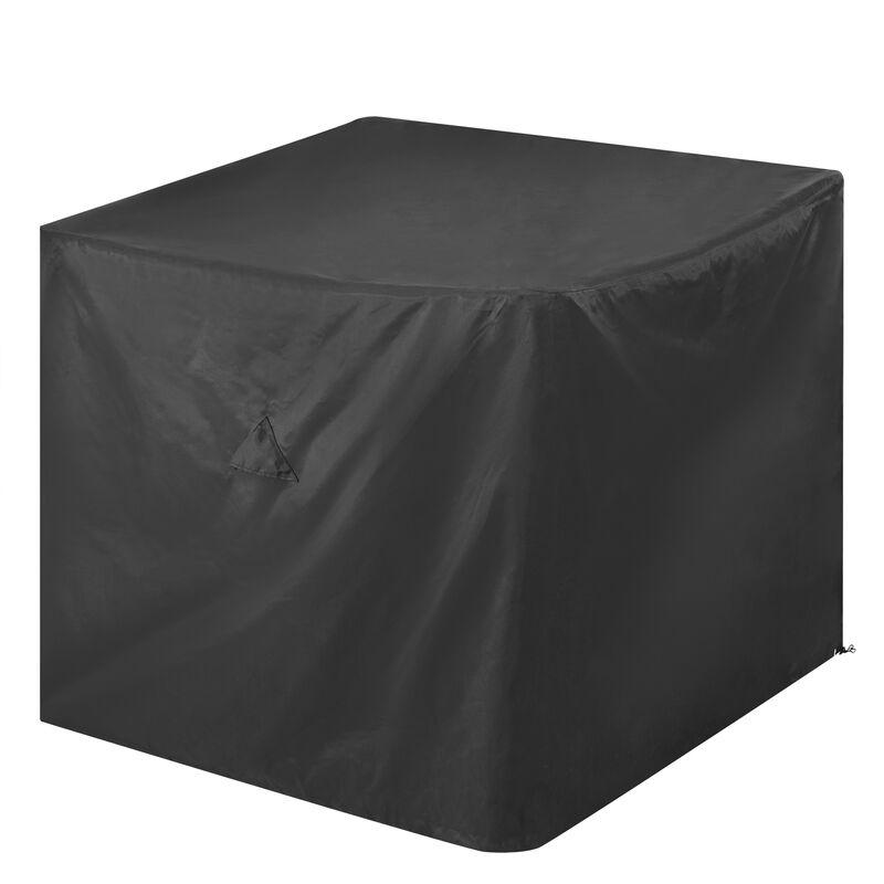 Kingsleeve - Bâche de protection Oxford 420D housse pour meubles jardin hydrofuge mobilier 122x112x98cm (de)