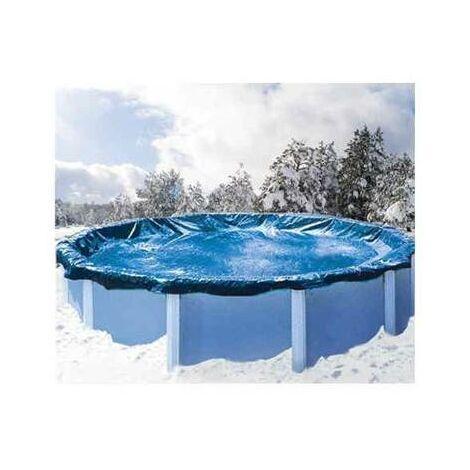 Bache de protection piscine hors sol 3.60 à 4 m