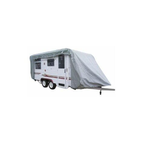 Bache de protection pour caravane 500x230x200cm PE