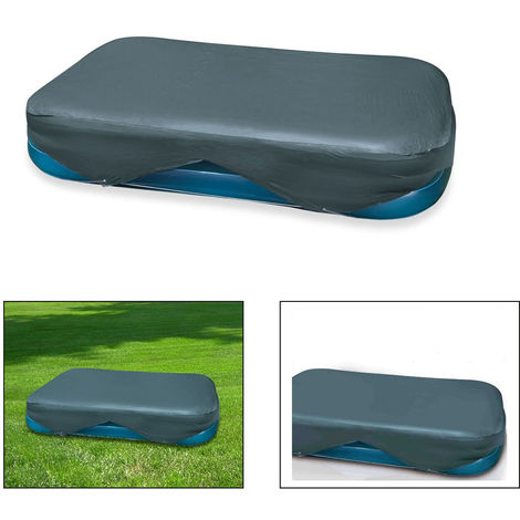 BACHE DE PROTECTION POUR PISCINE INTEX 3.05 x 1.83 58412