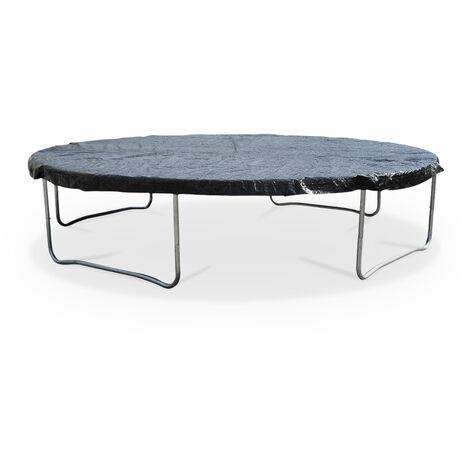 Bâche de protection pour trampoline de diamètre 250cm à 490cm Ø430 cm