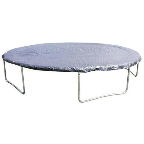 Bâche de protection pour trampoline de jardin 1,85m - 4,60m
