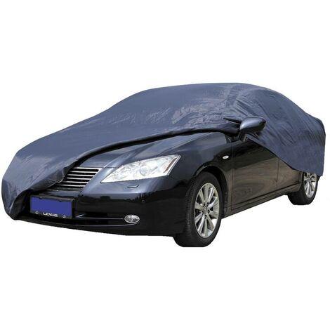 Bache de protection pour voiture en nylon - taille S - 405 x 165 x 117 cm