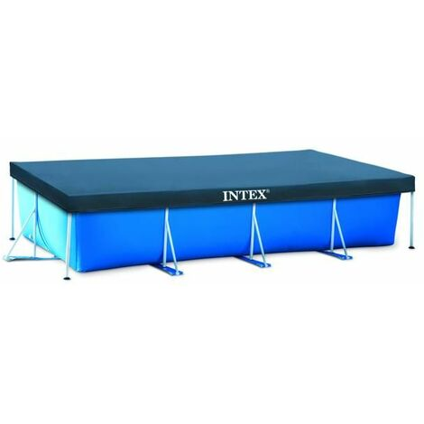 Bâche de protection rectangulaire 3 x 2 m Intex
