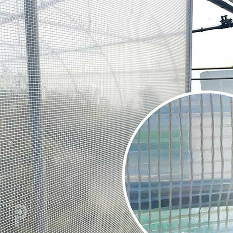 Bâche de serre armée 220 microns transparente