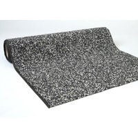 Bâche gravillonnée pour bassin Classic Fix PVC gris 5 x 0,4m