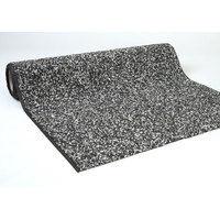Bâche gravillonnée pour bassin Classic Fix PVC gris 5 x 1,2m