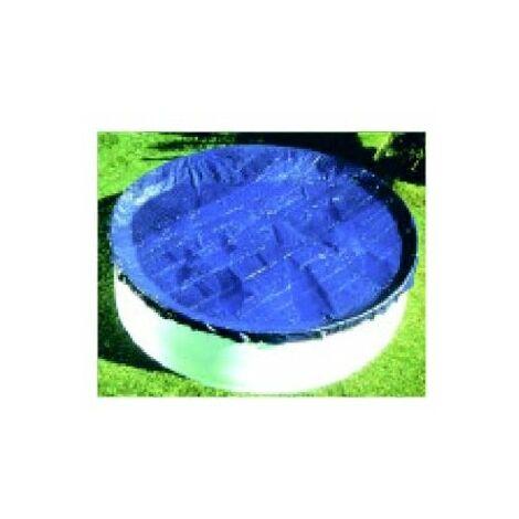 Bâche hiver pour piscine ovale 9.10m x 4.60m