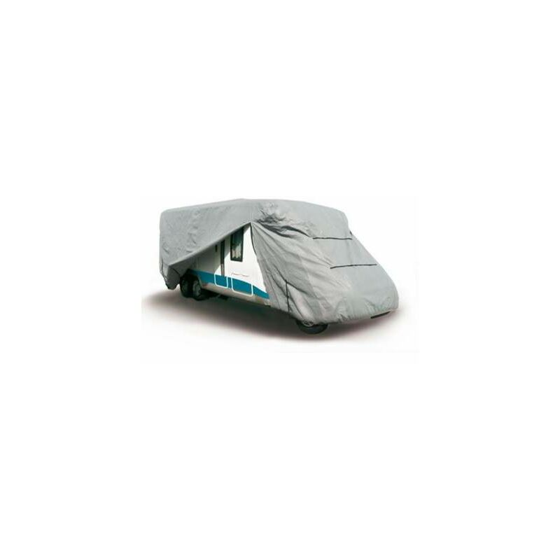 Housse Camping Car en PVC 160 grs/m² pour usage intensif 850x260x280 cm