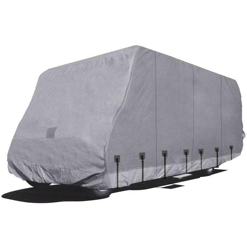 Bache Housse de protection pour camping car, jusqu'à 5.50 m de long. PE