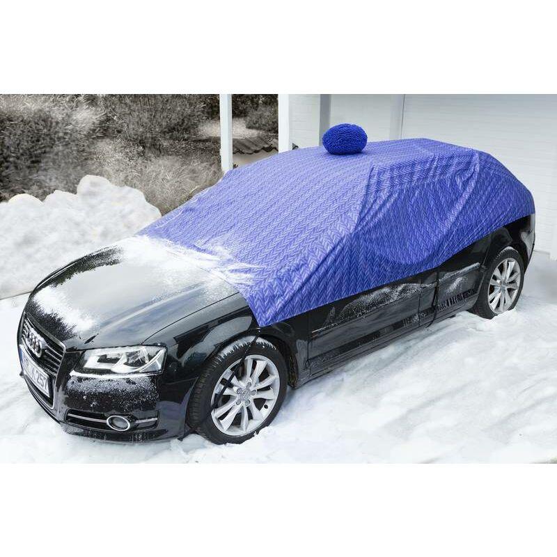ca 432 x 165 x 119 cm Pour Citroen C-ZERO Nylon Garage Taille M bleu
