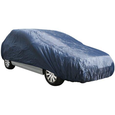 Bâche housse de protection voiture longueur 490 cm gris - Gris