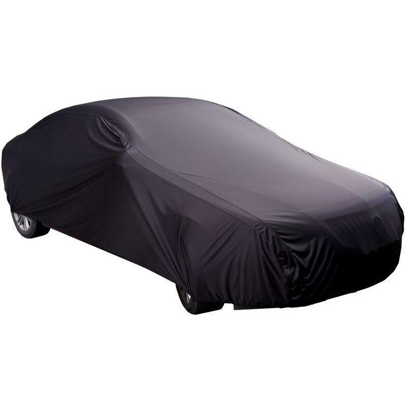 Bache de voiture d'intérieur en velours 406X165X119 cm PE