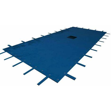 Bâche piscine rectangulaire Pour piscine 7 x 4