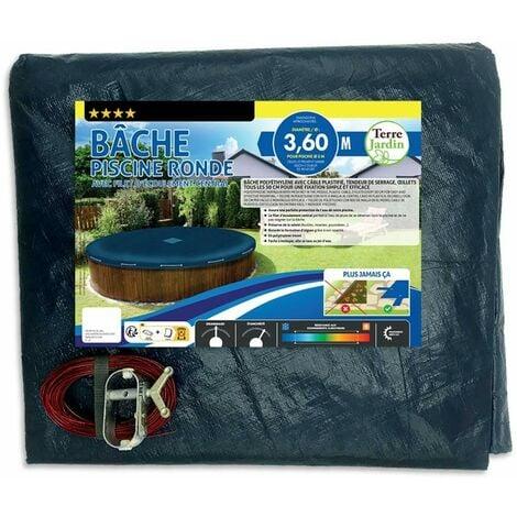 Bâche piscine ronde OSE