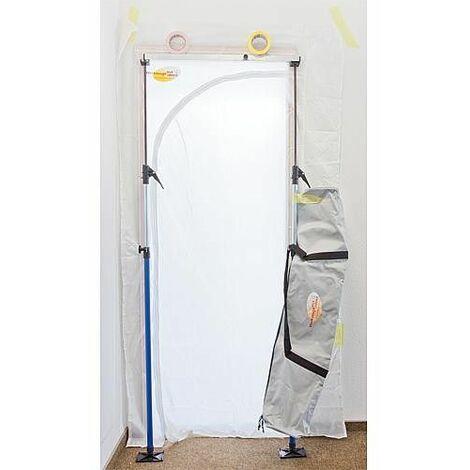 Bache porte protection poussire Premium jusqu'a 2750 de haut, pochette de transport incluse