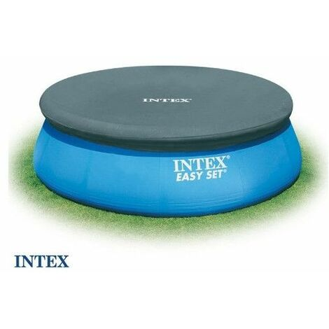 Bâche pour piscine autoportante 4,57m - Intex - Livraison gratuite