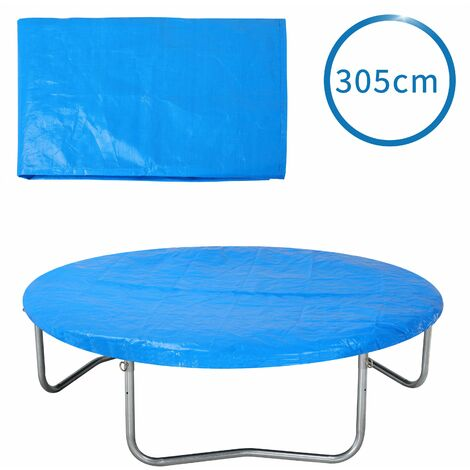 Bâche pour trampoline en PE - Housse de protection de 183 cm - 427 cm au choix