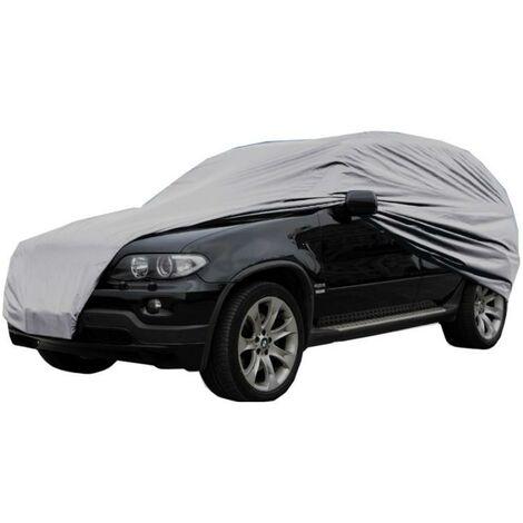 Bache pour voiture haute qualité 4x4 et monspace 440x185x145cm PE