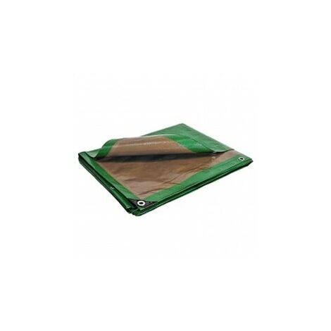 Bâche Pro 250 g/m² 2m x 3m Tecplast