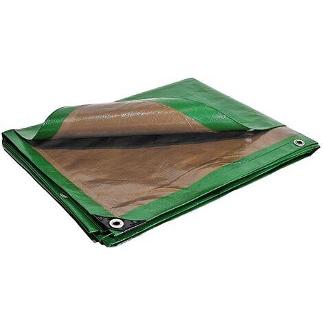 Bâche Pro 250 g/m² 5m x 8m Tecplast