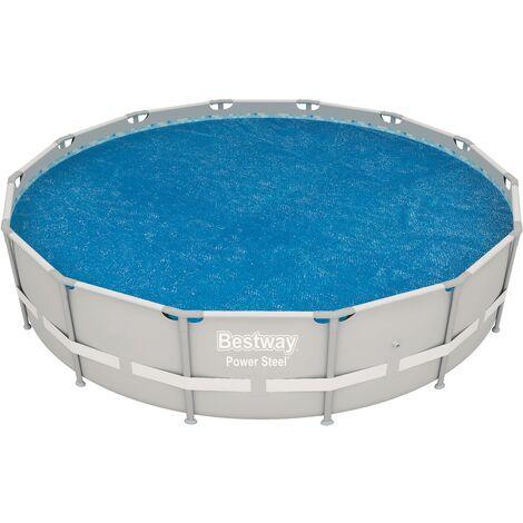 Bâche solaire pour piscine Frame Pool