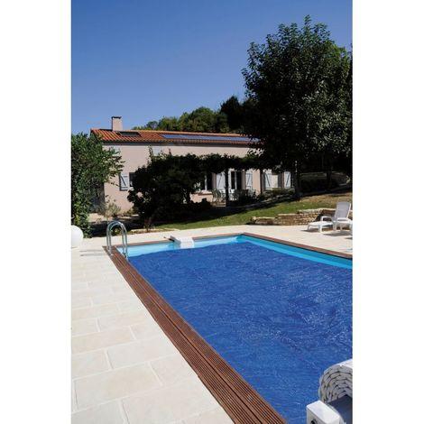 Bâches à Bulles pour piscines creusées Rectangulaire - 495x295 cm CPERT53