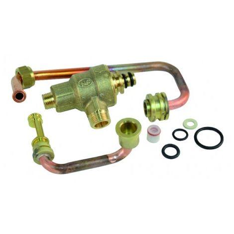 Backflow+tubes + gaskets+ ms24mi+bic - DE DIETRICH : JJD710877800
