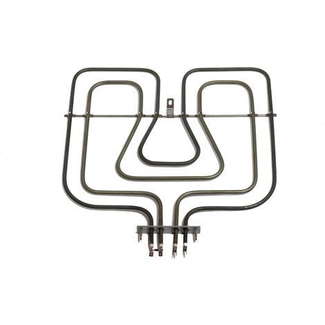 Backofen Oberhitze / Grill Heizelement 800W / 1650W / 230V passend für AEG Electrolux 397012901