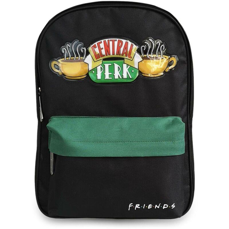 Image of Backpack Rucksack Bag Friends TV Show Central Perk Embossed Official Merchandise