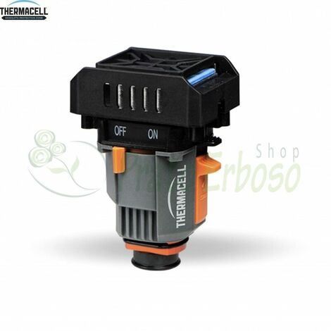 Backpacker - Repelente ThermaCELL
