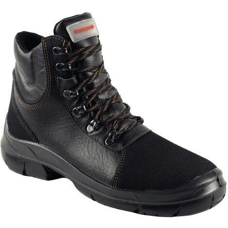 Bacou 716 Black Safety Boots