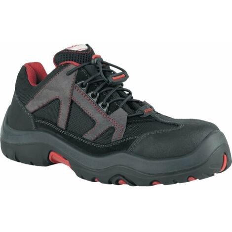 Bacou Ascender Black Safety Trainers