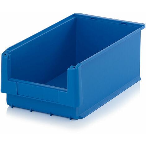 Bacs à bec bleu 500x315x200 mm - Lot de 6 Multiroir - Bleu