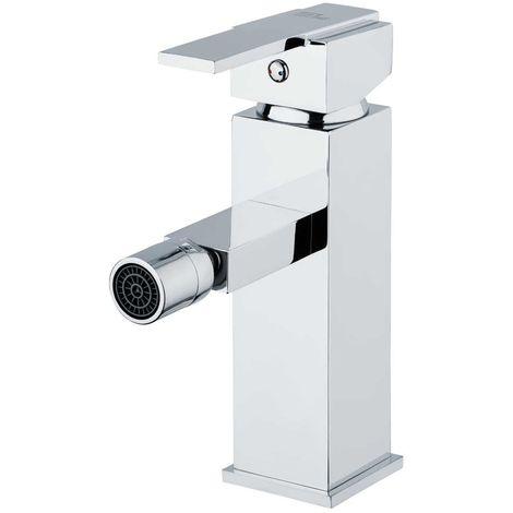 Bad Badezimmer Bidet Bidetarmatur Waschbecken Armatur Wasserhahn Chrom Sanlingo