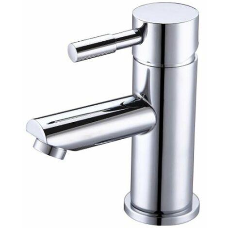 Bad Waschbecken Waschtisch Einhebel Armatur Chrom (Lola 1)