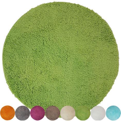 Badematte Lasalle 60 cm rund in 8 verschiedenen Farben