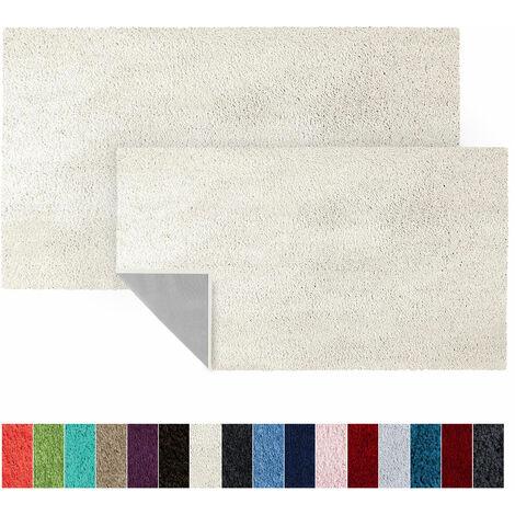 Badematte Sky Soft | Eckig & Rund | 16 Farben | Viele Größen