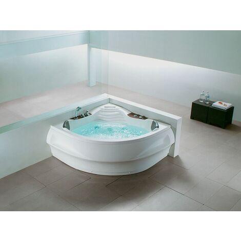Badewanne-Whirlpool Eckmodell MONACO II